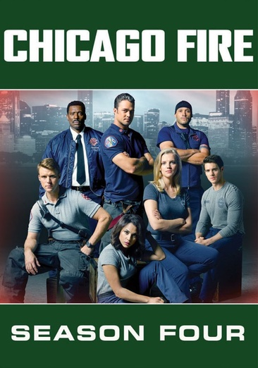 Chicago Fire: Season Four by Universal