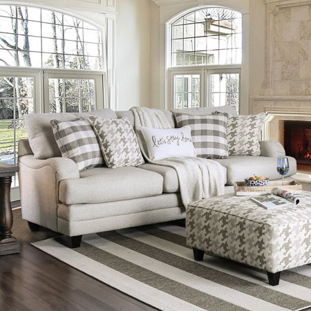 Furniture Of America Stanley Stain Resistant Sofa