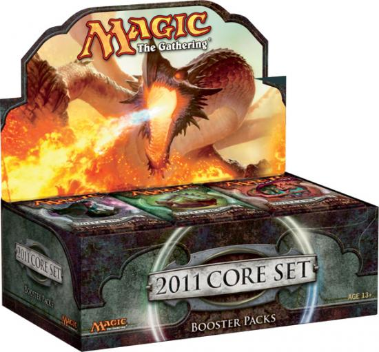 Magic The Gathering Magic 2011 Booster Box