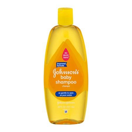 Johnson's - Baby Shampoo, 20 oz, (Pack of 2) - Walmart.com