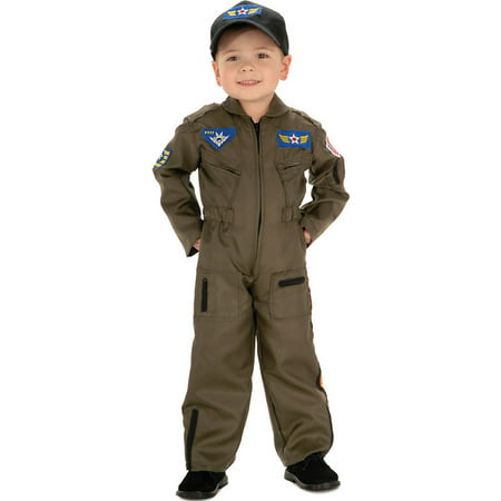 Boy's Air Force Fighter Pilot Halloween