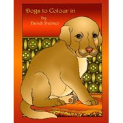 Dogs to Colour in