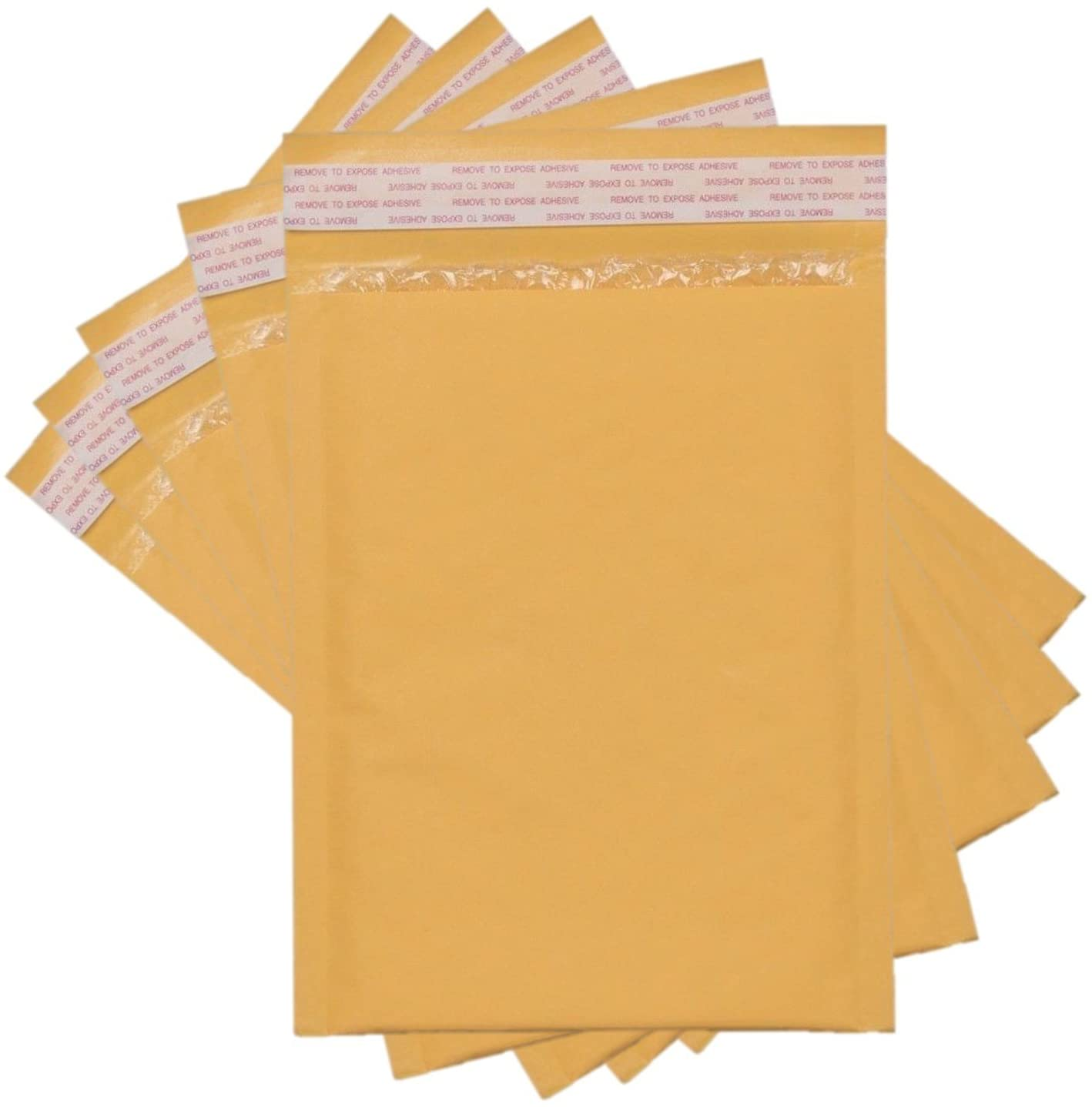 25 Pack #7 14.25x20 Blue Poly Bubble Mailers Padded Mailing Envelope Shipping Bags 14.25 x 20