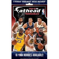 Fatheads 2018-2019 NBA Tradeables Mystery Pack [5 Vinyl Decals]