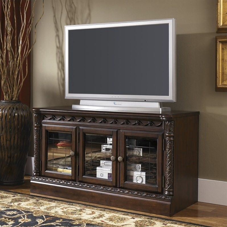 Signature Design By Ashley Furniture North Shore 51 Tv Stand In