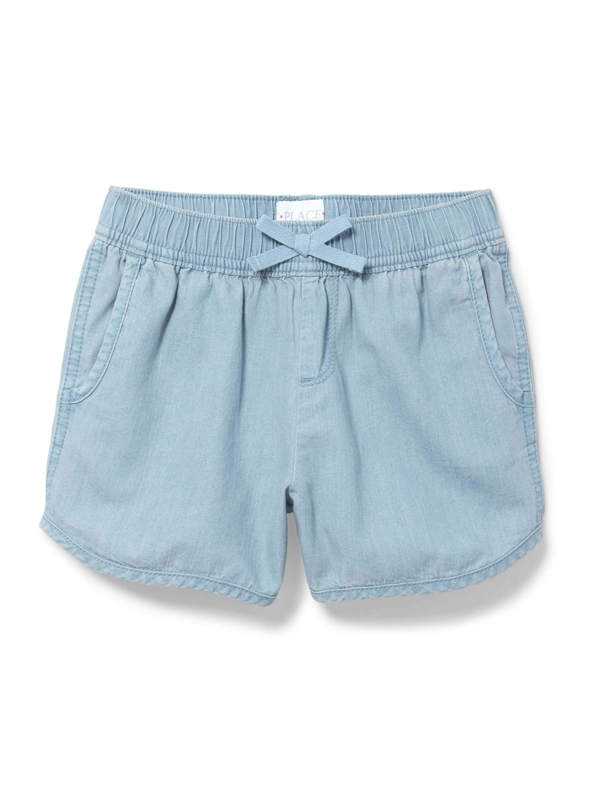 Pull On Dolphin Short (Little Girls & Big Girls)