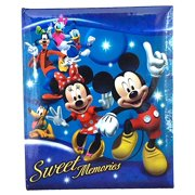 DisneyMickeyMouseandGang'SweetMemories'200PicturePhotoAlbum
