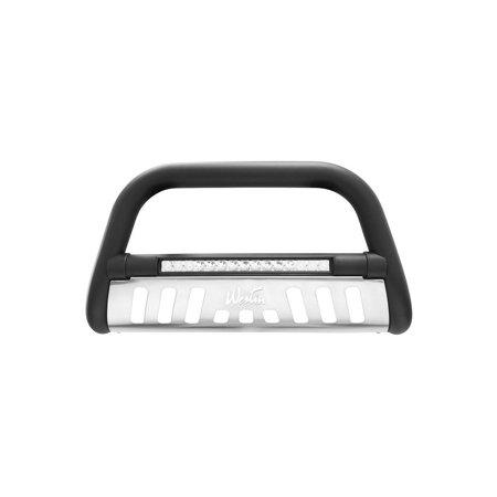 Westin 2015-2018 Ford F-150 Ultimate LED Bull Bar - Textured Black