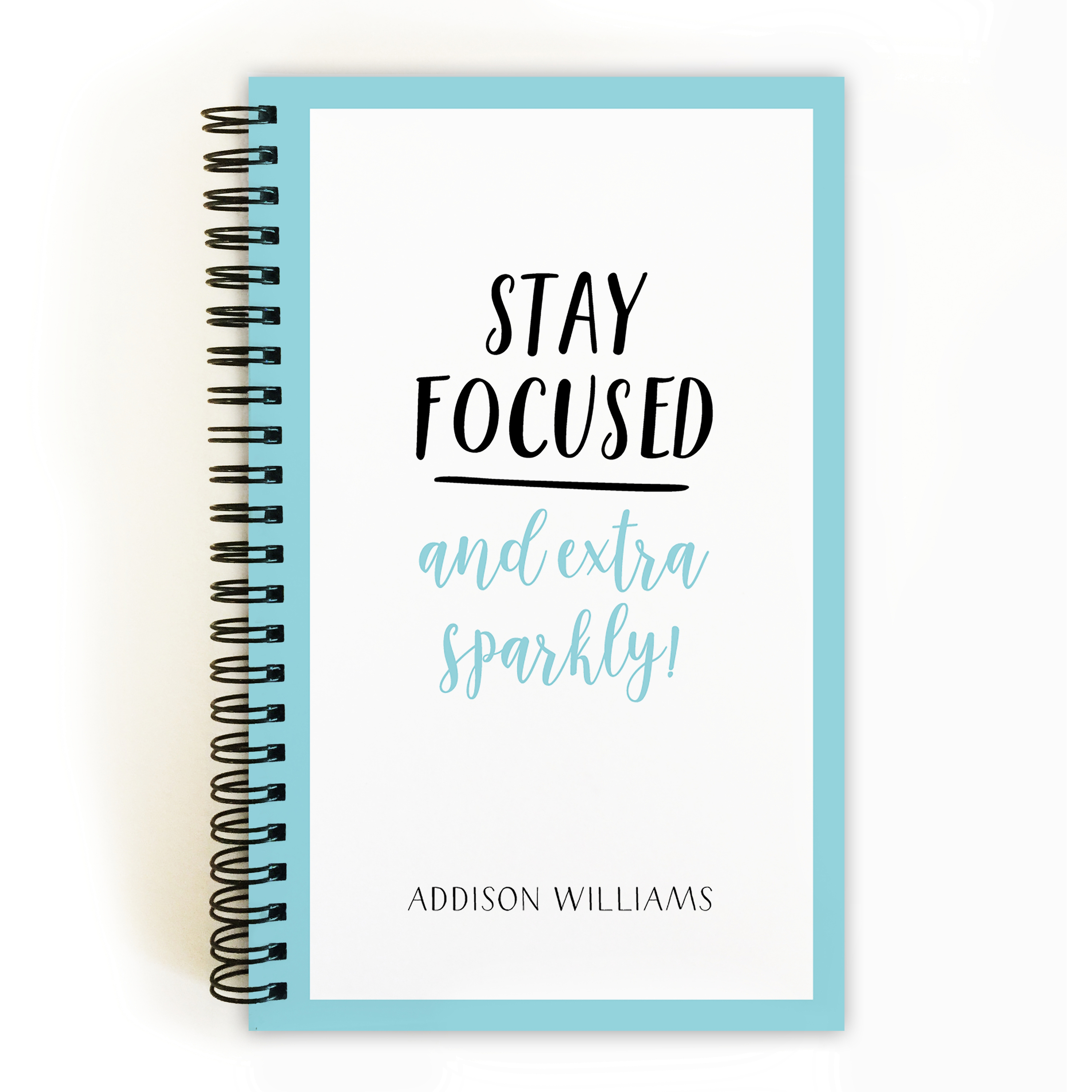 lots of Awesome - Personalized 5 x 8 Notebook