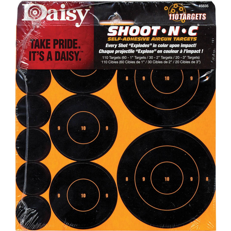 Daisy Shoot*N*C Targets by Daisy