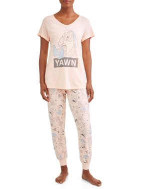 0f045dfabaef0 Product Image Women s and Women s Plus Snow White and the Seven Dwarfs Pajama  Pant Set