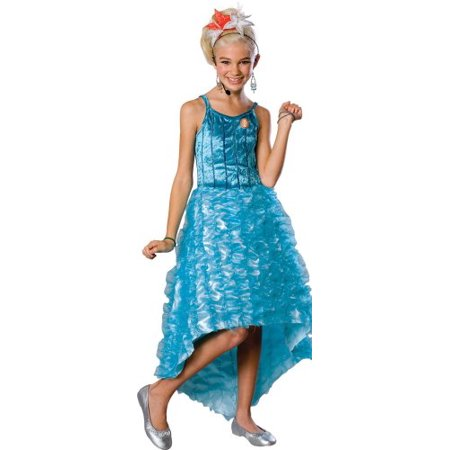 High School Musical Halloween Costumes Adults (Girl's Deluxe Sharpay Halloween Costume - High School)