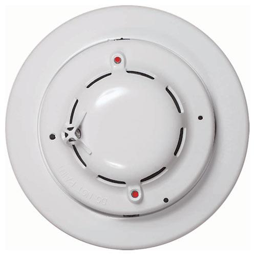 Firewolf Advanced Photoelectric Smoke & Heat Detector, 2-Wire (FW2-H)