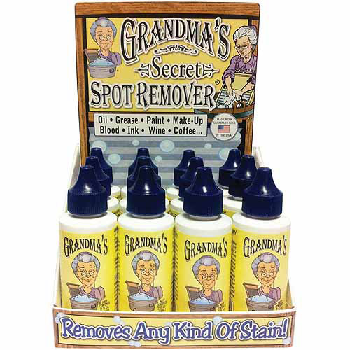 Grandma's Secret Spot Remover W/ POP Displayer