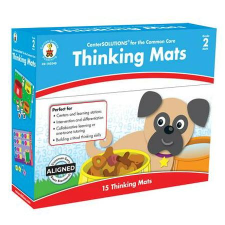 Thinking Mats File Folder Game, Grade