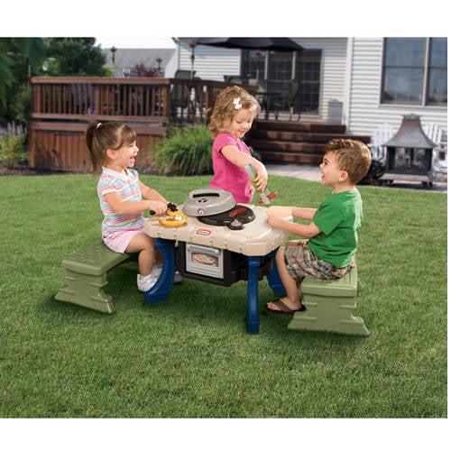 Little Tikes Campsite Cookout Play Set
