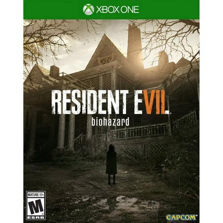 Resident Evil 7, Capcom, Xbox One, - Nemesis Mask Resident Evil