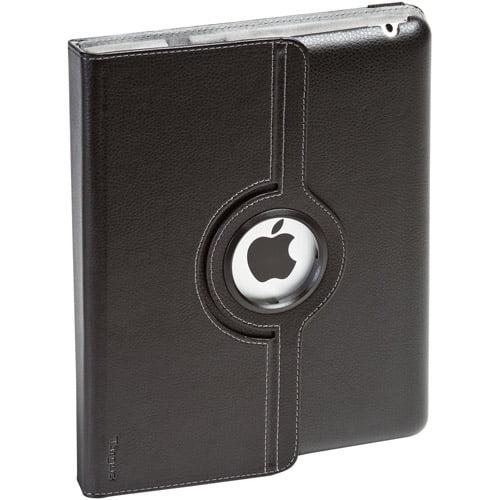 Targus Versavu Keyboard and Case for iPad 2, Black with Gray Interior