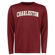 Charleston Cougars Everyday Long Sleeve T-Shirt - Maroon