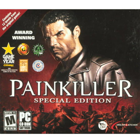 Painkiller: Special Edition for Windows PC- XSDP -48220 - Painkiller is a first-person horror shooter, designed to satisfy a gamer's hunger for intense, fast-paced action. You play as Daniel