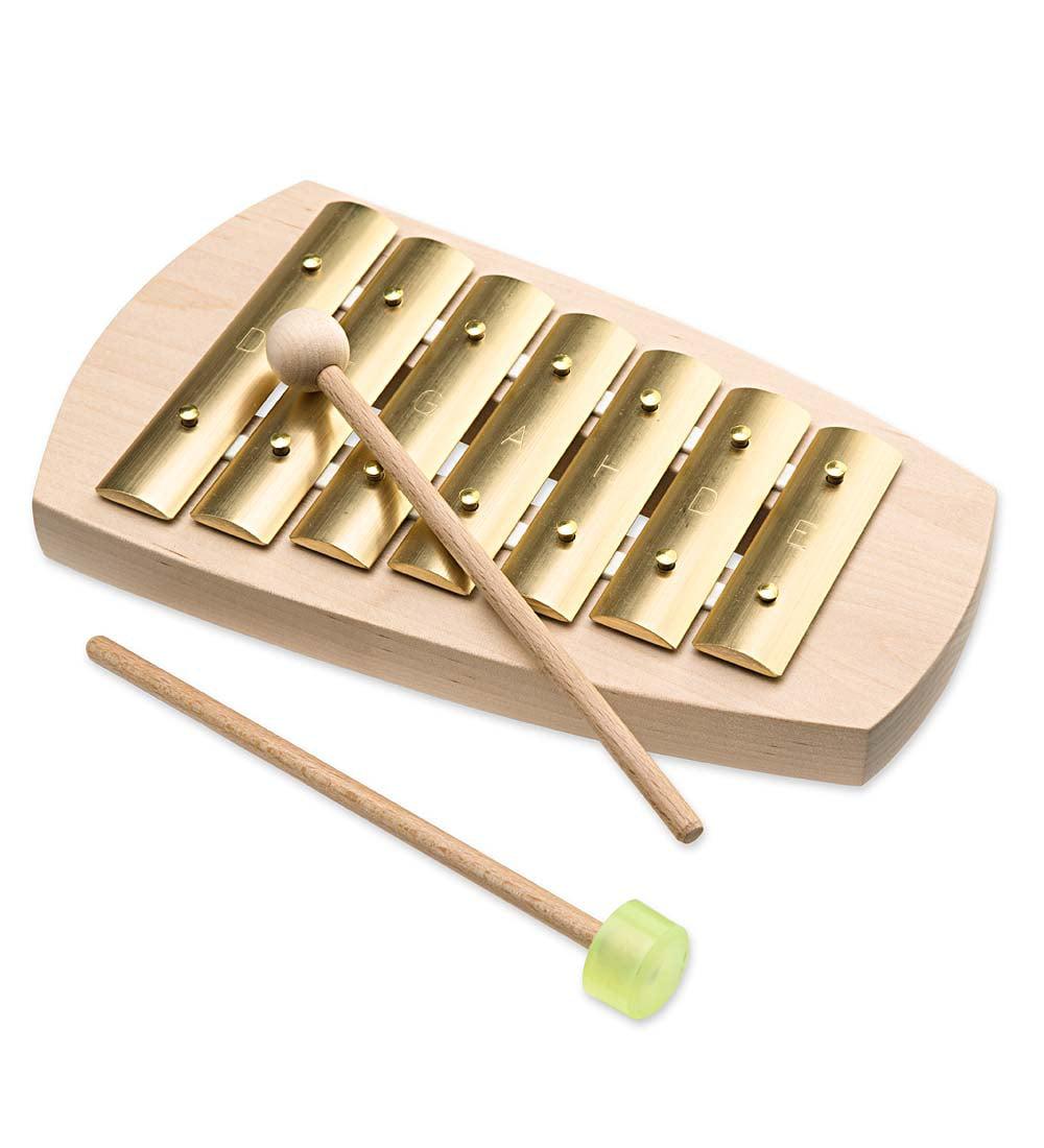 Glockenspiel for Children Crafted with Find European Birch Wood by Magic Cabin