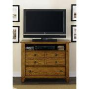 Liberty Furniture Industries Liberty Aged Oak Media Chest