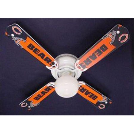 Chi Bears - Ceiling Fan Designers 42FAN-NFL-CHI NFL Chicago Bears Football Ceiling Fan 42 In.