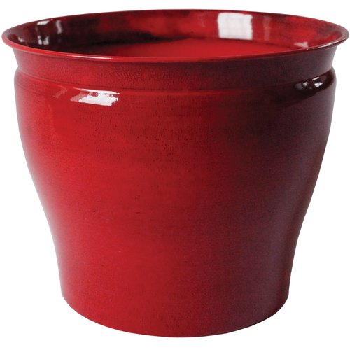 Robert Allen Home and Garden Avery Ironstone Pot Planter