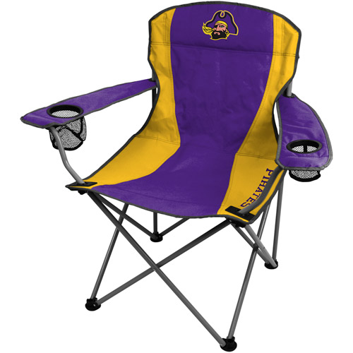 Rawlings NCAA Premium Chair, East Carolina Pirates