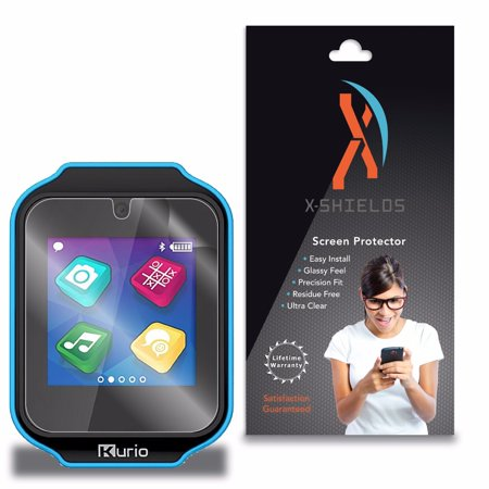 Xshields  High Definition  Hd   Screen Protectors For Kurio Watch  Maximum Clarity  Super Easy Installation  4 Pack  Lifetime Warranty  Advanced Touchscreen Accuracy