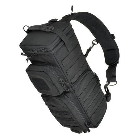 Hazard 4 Photo Recon Modular MOLLE Camera & Optics Backpack Sling Pack, Black