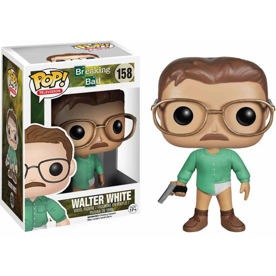 Funko Pop! TV Breaking Bad, Walter White
