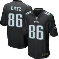 Zach Ertz Philadelphia Eagles Nike Youth Game Event Jersey - Black