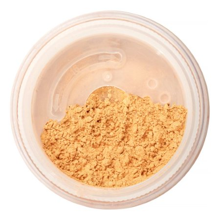 Bareminerals Matte Loose Powder Mineral Foundation SPF 15, Medium Golden, 0.21 Oz