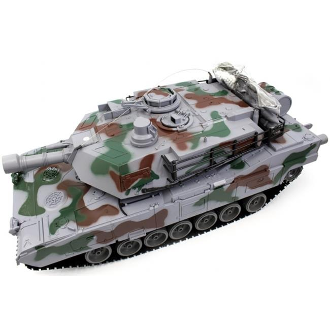 AZ Trading & Import TA88 Blue 32 in. Giant Panzer Military Battle Tank, Blue by