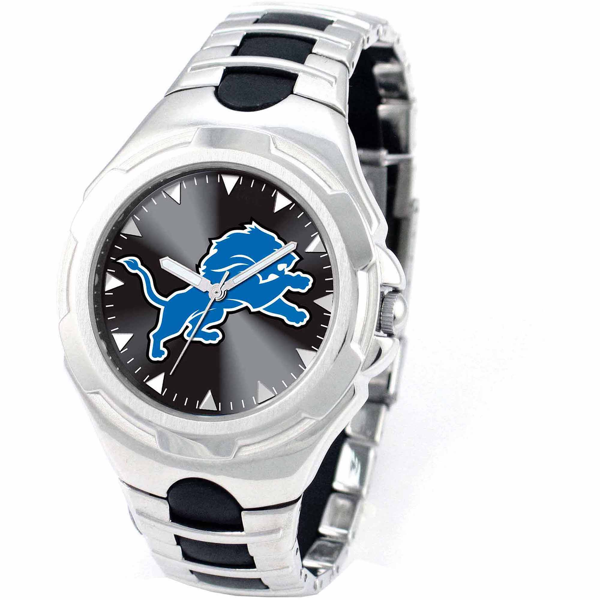 Game Time NFL Men's Detroit Lions Victory Series Watch