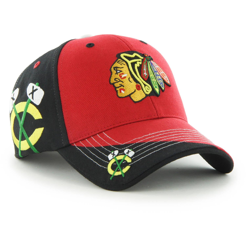 NHL Chicago Blackhawks Mass Hubris Cap - Fan Favorite