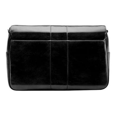 Bosca Leather Bag - Bosca Old Leather Messenger Bag