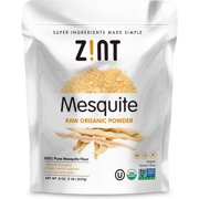 Zint Mesquite Raw Organic Powder 8 oz 227 g