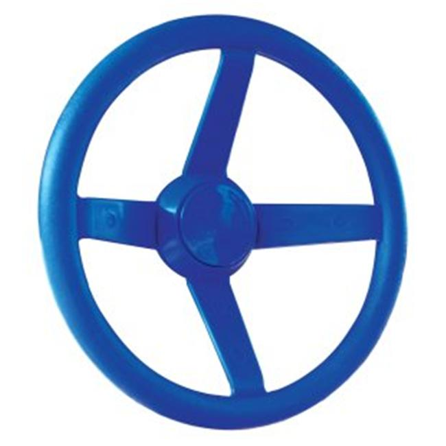 Gorilla Playsets 07-0004-B Steering Wheel - Blue