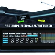 1,000-Watt Hybrid Preamp and Wireless Microphone System