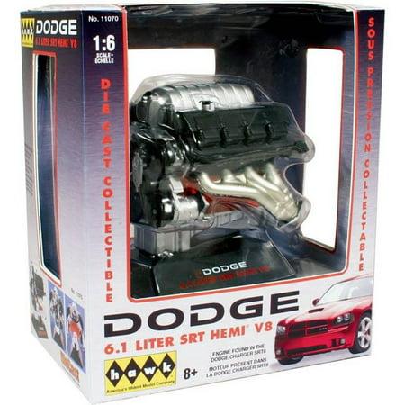 11070 - DODGE HEMI 6.1 LITRE DIECAST ASSEMBLED - image 1 de 1