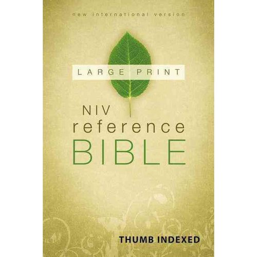 Holy Bible: New International Version, Reference