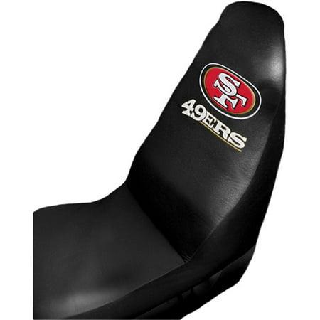 NFL - San Francisco 49ers Car Seat Cover - Walmart.com
