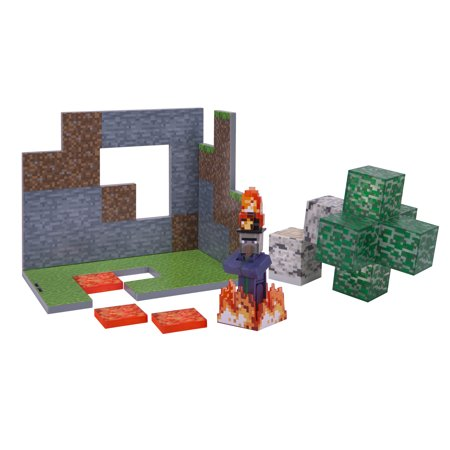 Minecraft Series 4 Birch Forest Playset
