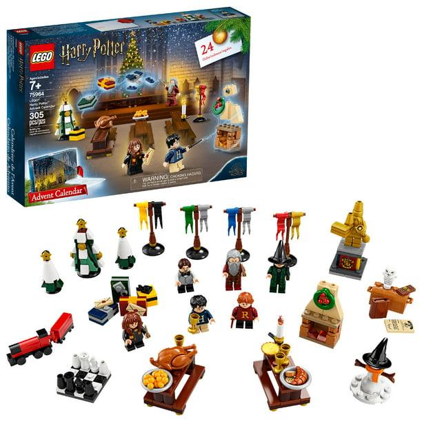 LEGO Harry Potter 2019 Advent Calendar 75964 - Walmart.com ...