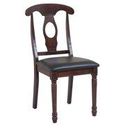 Sturdy Dining Chairs-Finish:Espresso,Quantity:6 Piece