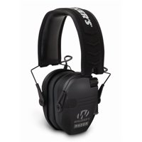 Walkers Game Ear Razor Slim Shooter Folding Earmuff 23 dB Black
