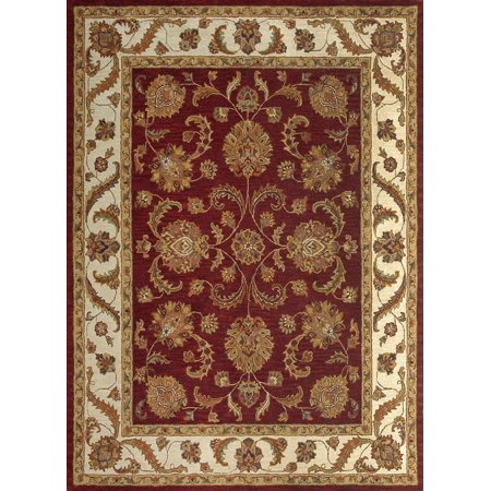 Traditional Maple Collection Area Rug In Multiple Color And Oval Rectangle Round Runner