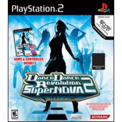 Konami Dance Dance Revolution SUPERNOVA 2 Bundle +(Dance ...